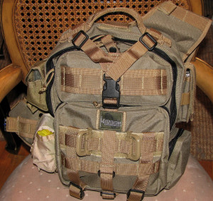 Bill Bradford – Maxpedition Typhoon Gearslinger